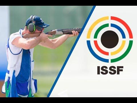 Trap Men Final - 2016 ISSF Rifle, Pistol, Shotgun World Cup in Baku (AZE)