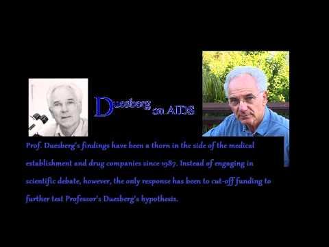 Peter Duesberg - Inventing The AID$ Virus