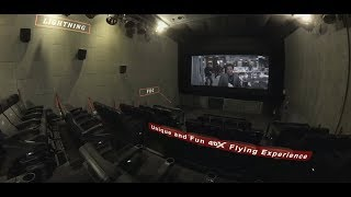 Ant-Man and the Wasp in 4DX | Inside the 4DX Theater 360º