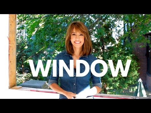 HOW TO INSTALL A WINDOW WITHOUT A NAILING FLANGE