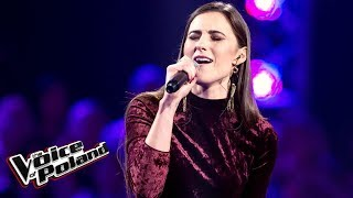 "Izabela Szafrańska - ""The Power of Love"" - Nokaut - The Voice of Poland 9"