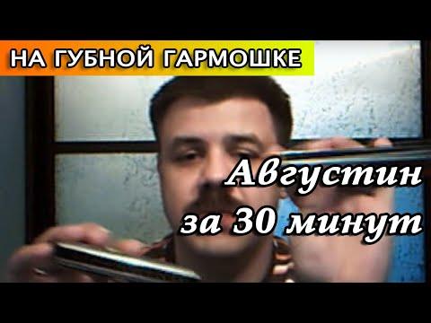 Августин на губной гармошке за 30 минут