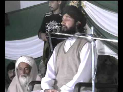 Hanif Qureshi Sb Mehfil-e-naat  Bhaun 01 video