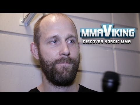 UFC Sweden 3 Post Fight Interview with Nico Musokes Coaches