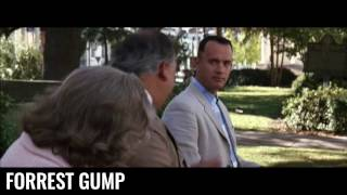 Forrest Gump - Scène culte - Les crevettes Bubba Gump