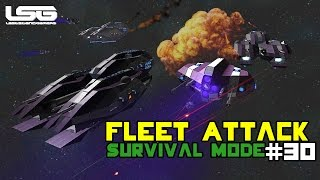 Space Engineers - Drone Fleet Attack - Part 30
