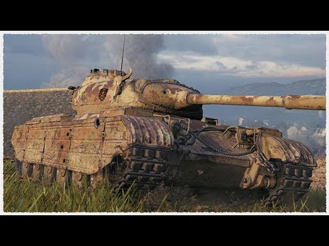 Progetto M35 mod 46 • The First Kolobanov's Medal • WoT Gameplay
