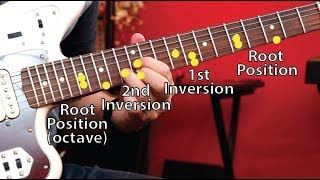 DECODE the Fretboard With TRIADS! (sample lesson from the-art-of-guitar.com)