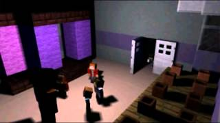 Five Nights at Freddys Minecraft