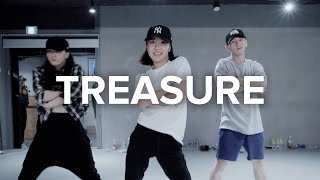 Treasure - Bruno Mars / Beginner