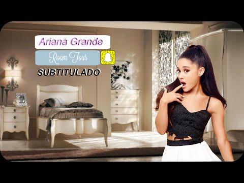 Ariana Grande Room Tour (Subtitulado)