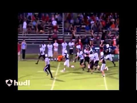 Matt Simmons #42 Class of 2016 Cornerback for South Sumter High School
