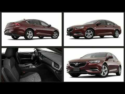 2019 Buick Regal Video