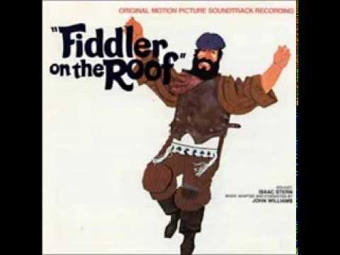 Fiddler On The Roof Original Film Soundtrack If I Were A