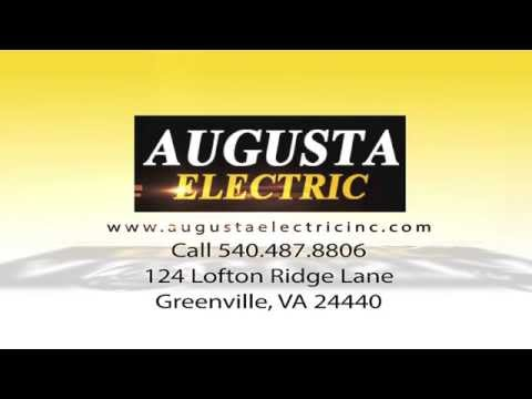 Commercial and Residential Electrician in Greenville VA| Augusta Electric