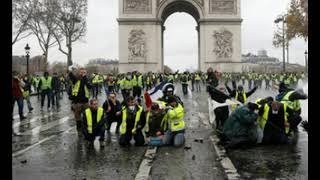 France Mulls State of Emergency After 3rd Weekend of 'Yellow Vest' Protests