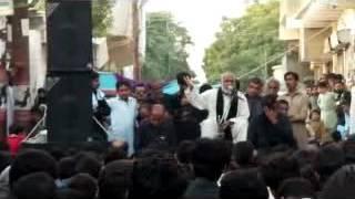 Majlis, 9 Muharram 1437 by Allama Syed Baqar Hussain Naqvi