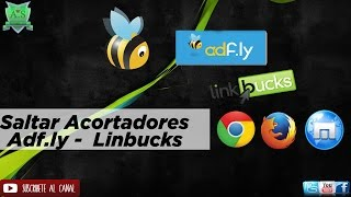Saltar Acortadores De enlaces adf.ly Linkbucks