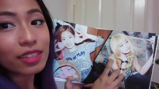 First unboxing video | TWICE: The Story Begins
