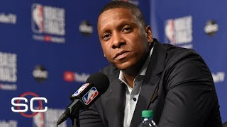 Raptors' Masai Ujiri under investigation for incident with a police officer | SportsCenter
