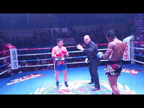 Buakaw VS Chinese - 31.12.14