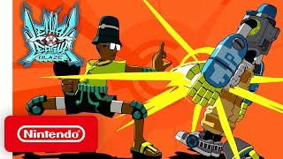 Lethal League Blaze - Announcement Trailer - Nintendo Switch