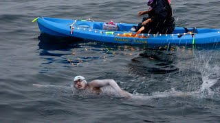 16-Year-Old Swims Around Manhattan in 9 Hours