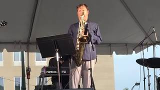 Chris Potter Swingin' His A** Off On