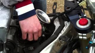 Ducati SuperMono 996 engine