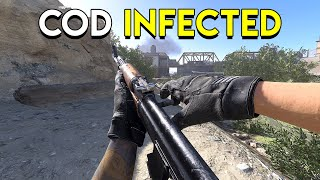 Modern Warfare Infected is Difficult