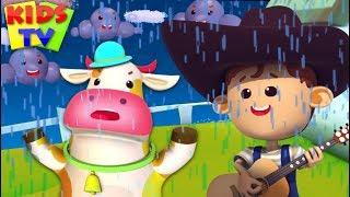 Rain Rain Go Away | Little Eddie Nursery Rhymes & Baby Songs by Kids TV