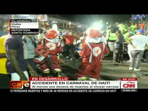 Descarga eléctrica deja decenas de muertos en Haití