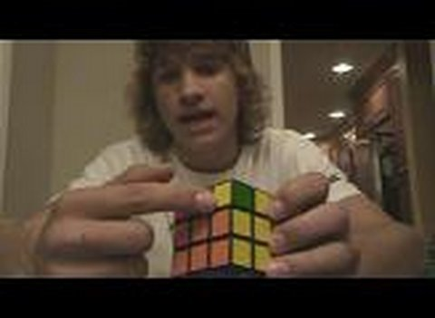 How To Solve A Rubik's Cube In 30 Seconds