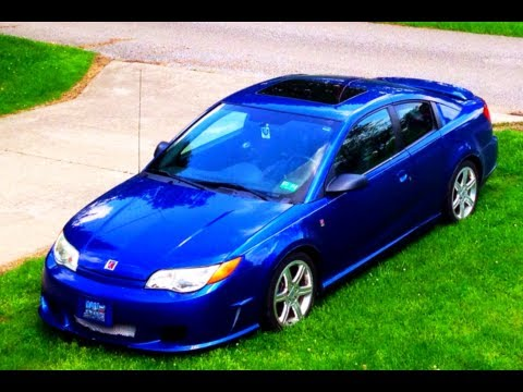 Supercharged Accelerations Saturn Ion Redline