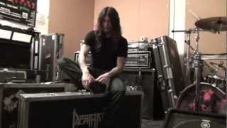 DEATH ANGEL - Studio Blog #2 2013