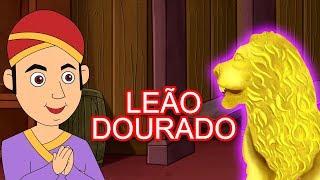 LEÃO DOURADO | Contos de Fadas em Português | Contos Infantis | História infantil para dormir