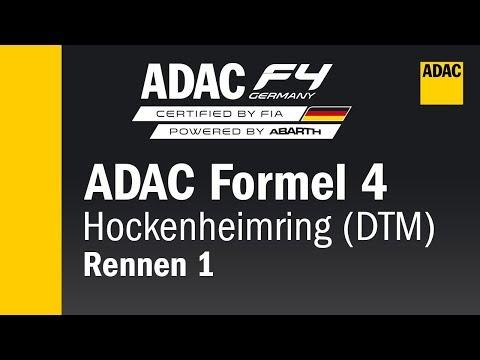 ADAC Formel 4 Rennen 1 Hockenheim (DTM) 2018