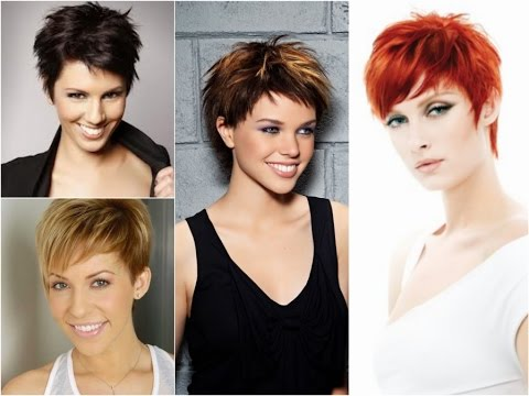 Pixie haircut tutorial