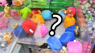 How much MONEY will we win from the claw machine?