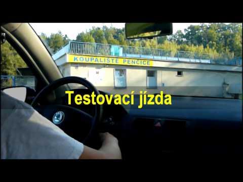 2001 Škoda Fabia 1.4 MPI  Comfort - prohlídka. nastartování. testovací jízda