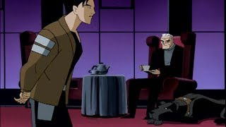 Bruce Wayne: Calm Down, Terry! Drink Some Tea!