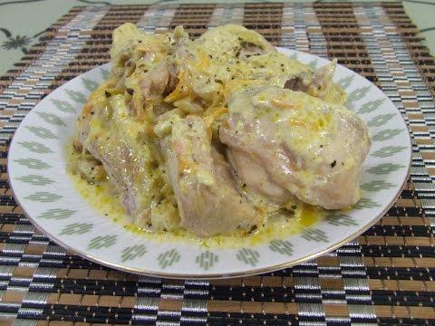 90Рецепт зайца в сметане пошаговый рецепт
