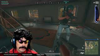 Dr DisRespect Playing Random Duo Game - Playerunknown's Battlegrounds