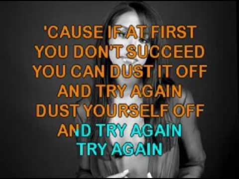 Aaliyah   Try Again
