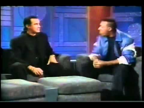 Van Damme vs Steven Seagal. Music Videos