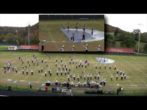 Heritage High School Band - Appalachian Classic Band Festival 2012