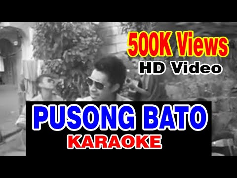 Pusong Bato Official Music Video Karaoke Lyrics Minus One (sony Vegas Karaoke) Richie Productions video