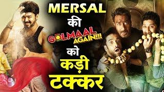 South Star Vijay's MERSAL Beats Golmaal Again At Box Office