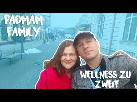Wellness zu zweit ❤ Trencianske Teplice, Slowakei - Open End WELTREISE mit 4 KINDERN [HD]