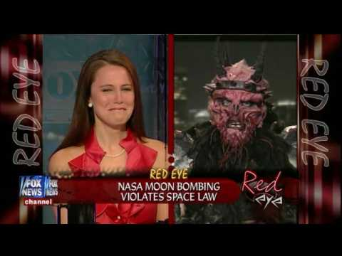 Red Eye On FOX News - 2nd Appearance by GWAR...